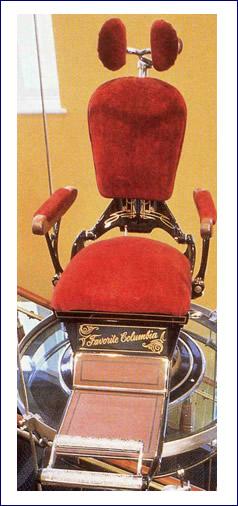 Favorite-Dental-Chair-Nat- Museum-of-Dentistry
